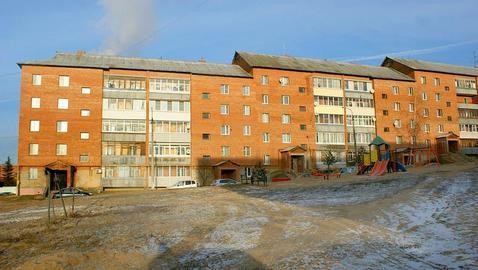 Четырехкомнатная квартира в Волоколамске на пер. Панфилова в центре