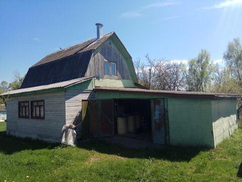 Дом в д.Красная Сторожка*