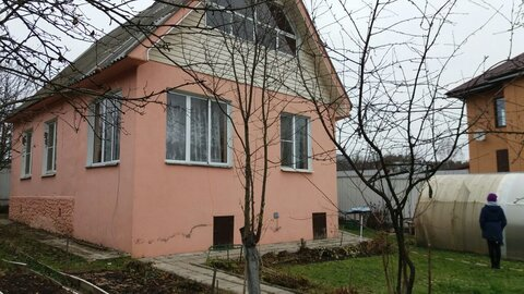 Продается 2-х этажный дом-дача 110 кв.м с земельным участком 7 соток