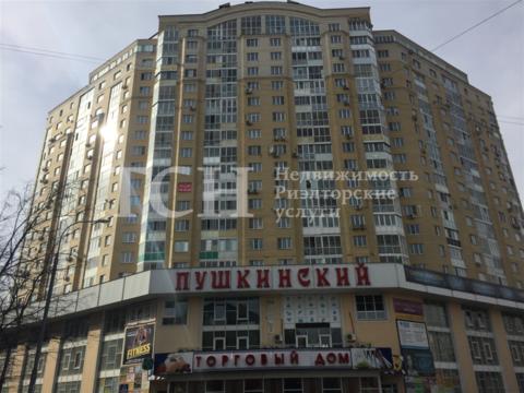 1-комн. квартира, Пушкино, ул Надсоновская, 24
