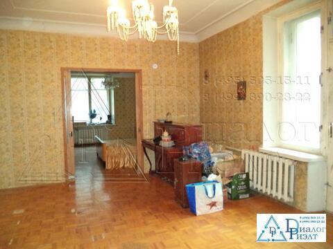Квартира 100 кв.м в пешей доступности от метро Котельники и Жулебино