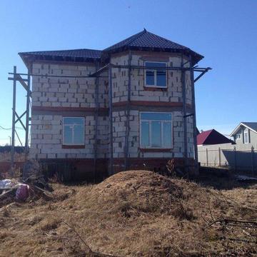Дом 240 м2 д. Посевьево