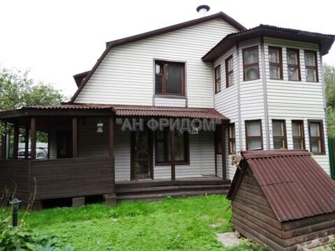 Дом 150м2 на уч-ке 11 соток в поселке Дубрава, 20 км по Киевскому ш.