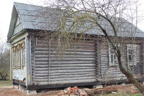 Дом в деревне Алферово
