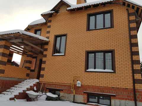 Дом 360 кв.м. ИЖС на 8 сотках г.о.Домодедово, с. Ям