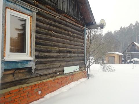 Часть дома на Коломенском шоссе