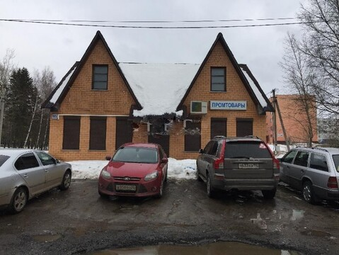Продается здание 180 м(магазин) Рузский р-он, д.Нестерово