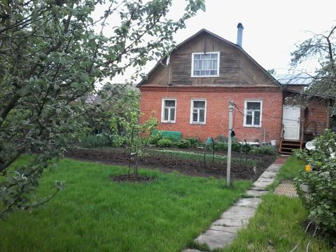 Кирпичный жилой дом в мкр. Востряково