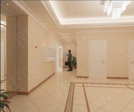 """1-комнатная квартира, 48 кв.м., в ЖК """"Балтийский Квартет"""""""