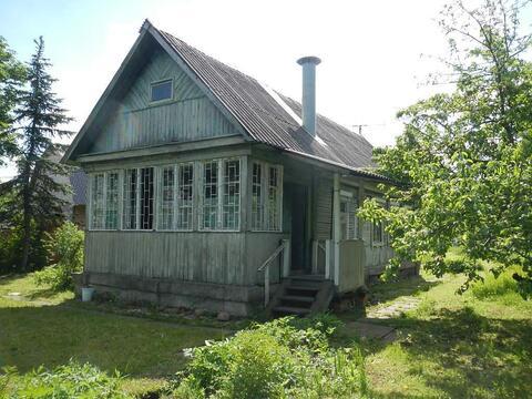 Дом в поселке Киевский