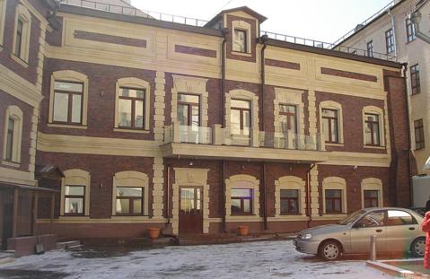 Аренда здания 945 кв. м, кв. м, Бобров пер.