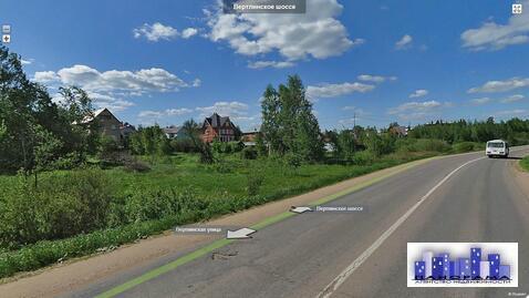 Участок 15 соток ИЖС в г.Солнечногорск, 1650000 руб.