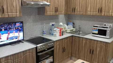 Новая квартира на Ватутина