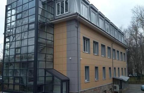 Здание целиком 1 318 кв. м, ул. Мневники.