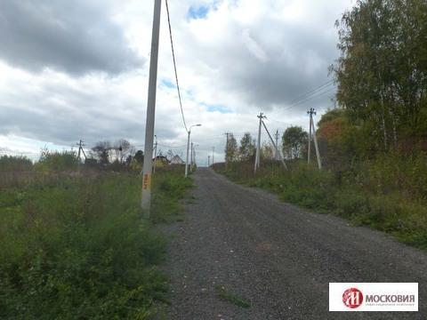 Участок 15 соток вблизи г. Подольск, 10 минут на транспорте.