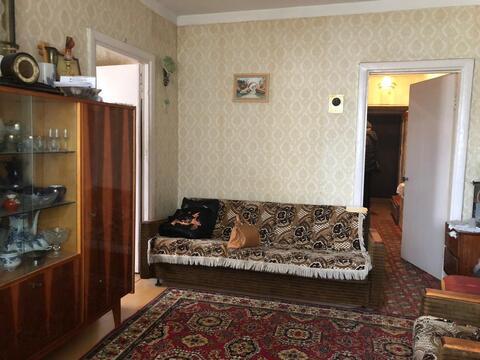 3-ка 52 кв.м. г. Домодедово, Овражная, 1к1