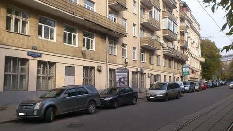 Сдается офисное помещение 136 м2 на Покровском бульваре