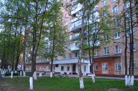 Отличная 2-комнатная квартира в центре города Голицыно