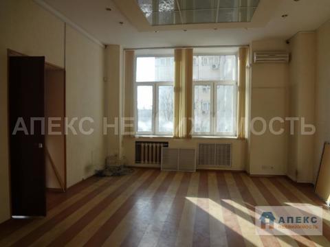 Аренда офиса пл. 181 м2 м. Марксистская в бизнес-центре класса С в .
