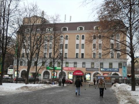 """Метро """"Первомайская"""", 3 мин. пешком, Измайловский бульвар, д. 43"""