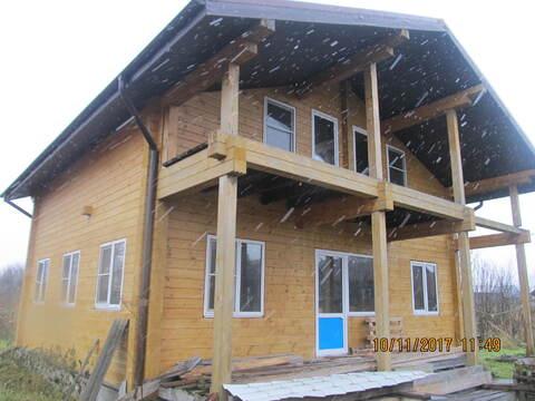 Новый Дом из Бруса