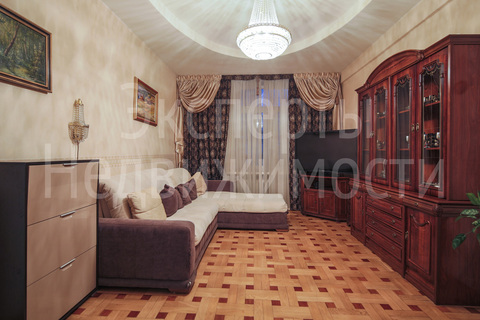 Трехкомнатная квартира на Автозаводской