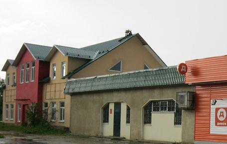 Продается коммерческое здание, д. Деньково Истринского района