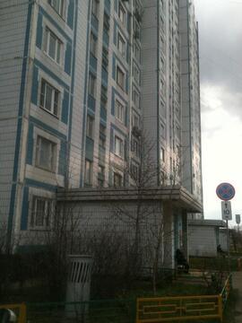 Просторная двушка в тихом районе Москвы