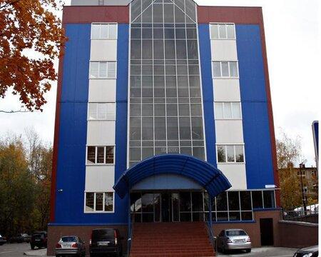 Действующий бизнес-центр, Химки