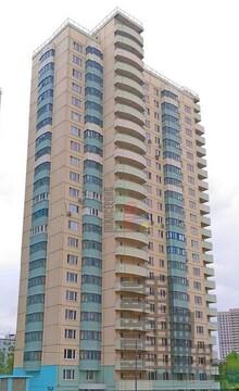 Квартира у парка 70-летия Победы в Черемушках