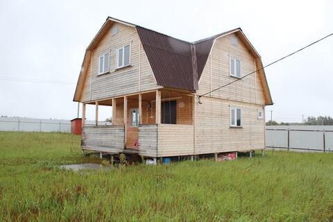 Дом в деревне Ворово