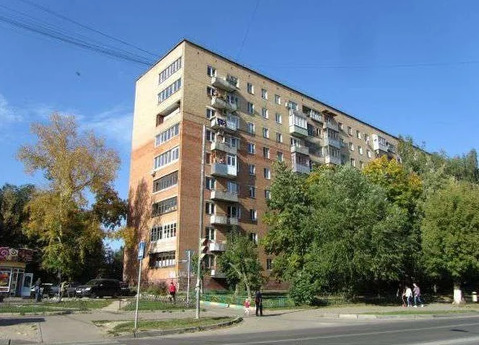 Сдается 2х ком квартира по адресу г. Серпухов, ул. Ворошилова д.121