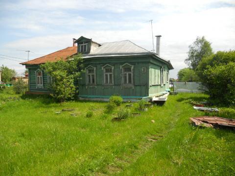 Дом ( часть) дома в Климовске.