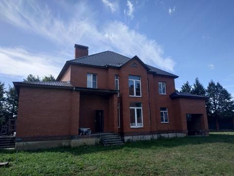 Продается дом 372,6 кв.м, 12 соток. Люберцы, Марусино, Заречная 18