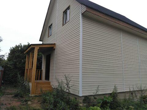 Купить дом из бруса в Истринском районе д. Павловское