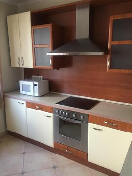 2-комнатная квартира-распашонка, Раменки 9к3