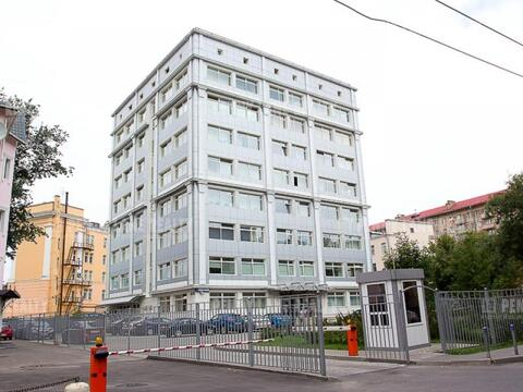 Сдается офис в 6 мин. пешком от м. Белорусская