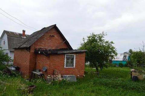 Продам оформленный кирпичный домв СНТ «Горняк-2» (вблизи д. Трошково)