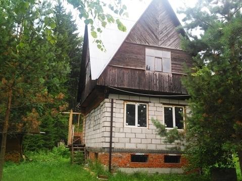 Дачный дом на 6 сотках в СНТ вблизи д. Усадково, Рузский район