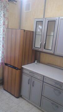 Продаётся 1-комнатная квартира по адресу Косинская 18к3