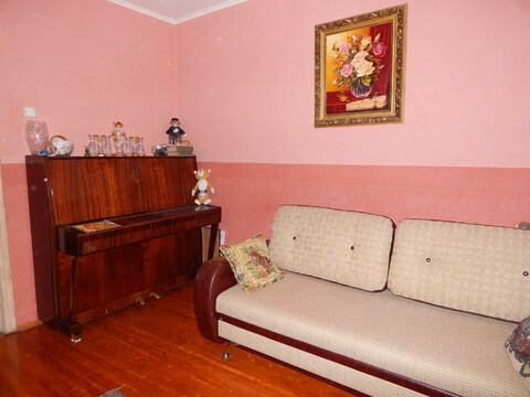 Трехкомнатная квартира 61,5 кв.м в п.Тучково
