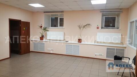 Аренда офиса 128 м2 м. Новослободская в бизнес-центре класса В в .