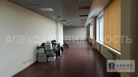Аренда офиса пл. 335 м2 м. вднх в бизнес-центре класса В в .