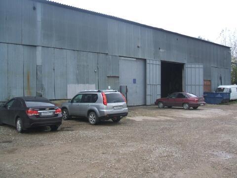 Cдается помещение - склад 600 кв.м высота 6 м, пол бетон.