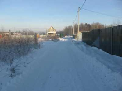 Продается земельный участок, Ногинск, 6 сот