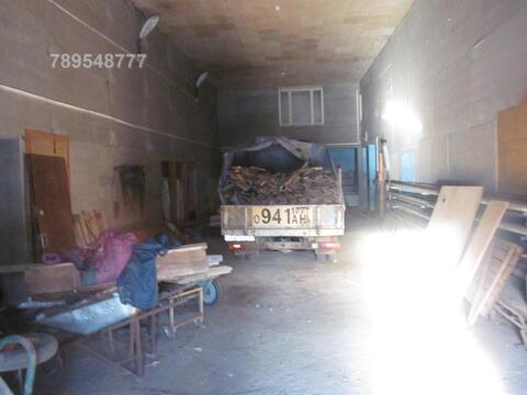 Холодный сухой склад площадью 250 кв