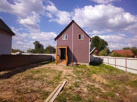 Купить дом из бруса в Домодедовском районе д. Глотаево