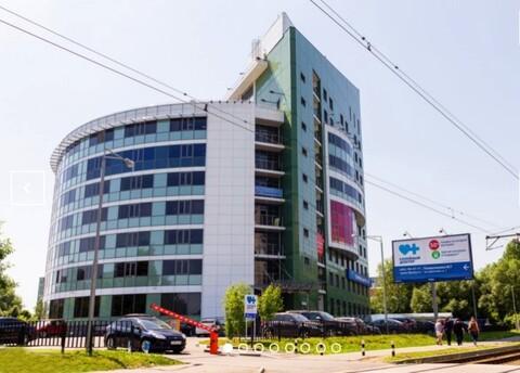 Продажа офисного блока 464 м2 в БЦ Дежнев Плаза СВАО