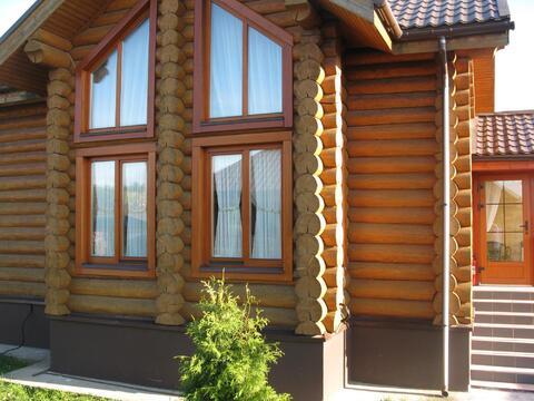 Дома под ключ 110 и 35 м.кв. Толстопальцево, Боровское шоссе, 6 сот.