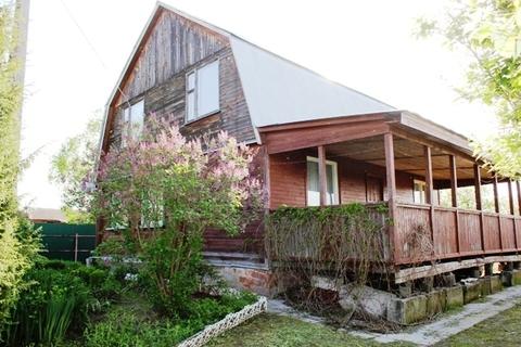 Дом в деревне Круги